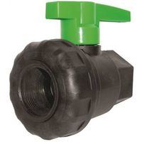 Green Leaf SU125E Ball Valves