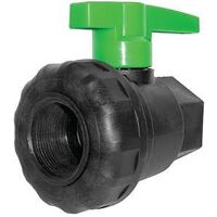 Single Union Ball Valve, 1 1/2""