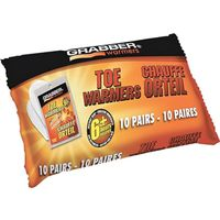 TOE WARMER ADHESIVE 6 HR 10PCK
