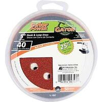 GatorGrit Hook & Loop Sanding Disc 40 Grit, 5""