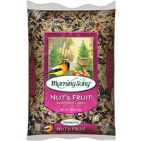SEED BIRD NUT AND FRUIT 7LB