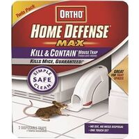 Kill & Contain Mouse Trap