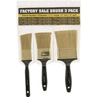 FACTORY SALE THREE PACK BRUSH