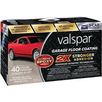 Valspar 81027 Floor Coating Kit