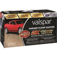 Valspar 1081021 Floor Coating Kit