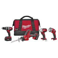 Milwaukee 2695-24 Cordless Kit