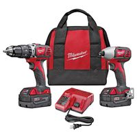 Milwaukee 2697-22 Cordless Kit