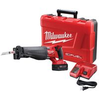 SAWZALL Fuel Cordless Cordless Reciprocating Saw Kit
