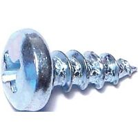Phillips Sheet Metal Screw, 10 x 1/2""