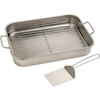 Roast & Lasagna Pans, Stainless Steel