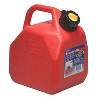 CAN GAS POLYE INTL ONLY RED 5L