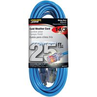 Glacier ORCW511725 Tungsten Quartz Single Ended Extension Cord