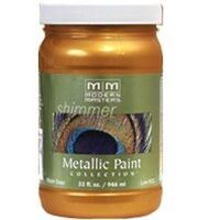 Metallic Paint Tequila Gold