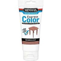 Minwax Water Based Express Colors, 6 oz Mahogany