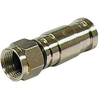 Compression F-Series Coaxial Connector