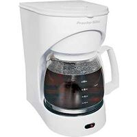 Toastmaster Coffeemaker, 12 Cup White