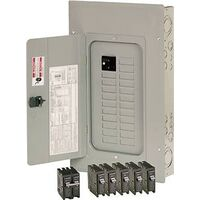 Load Center Value Pack, 100 Amp