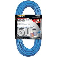 Glacier ORCW511730 Round Extension Cord