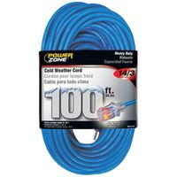 Glacier ORCW511735 Round Extension Cord