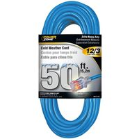 Glacier ORCW511830 Round Extension Cord