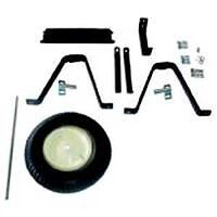 Parts & Tire For 6 Cu' Steel Wheelbarrow