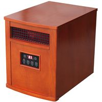 Comfort Glow QEH1500 Infrared Portable Electric Heater
