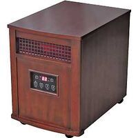 PTC Electric Heater, 1500W