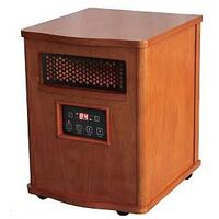 Infrared Heater, Oak
