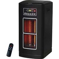 Quartz Tower Heater, w/Remote
