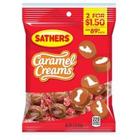 Sathers 10151 Non-Chocolate Caramel Candy
