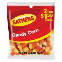 Sathers 10155 Non-Chocolate Corn Candy