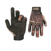 Custom Leathercraft M125M Backcountry Gloves