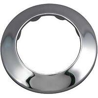 "Shallow Bath Flange, 2"" Chrome"