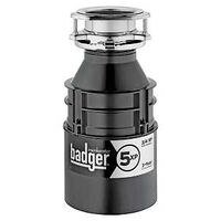 Badger Garbage Disposer, 3/4 Hp