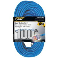 Glacier ORCW511835 Round Extension Cord
