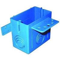 One Gang Entrance Outlet Box, 22""