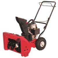 "Two Stage Snow Thrower, 22"" 5 Hp"