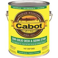Cabot 1407 Oil Based Semi-Solid Deck and Siding Stain