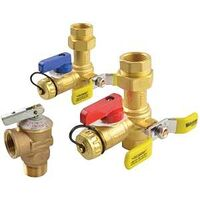 SERVICE VALVE KIT WATERHEATER