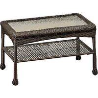 WILMINGTON WOVEN COFFEE TABLE