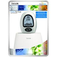 Taylor 2755 Digital Wireless Rain Gauge