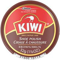 KIWI POLISH PASTE BROWN