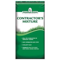 Jonathan 11458 Contractors Grass Seed, 25 lb, 6500 sq-ft