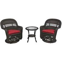 WILMINGTON SWIVEL BISTRO SET