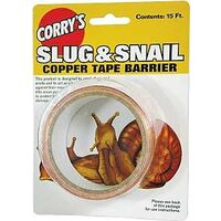 Slug & Snail Copper Tape, 15'