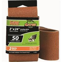 Gator 3157 Resin Bond Power Sanding Belt