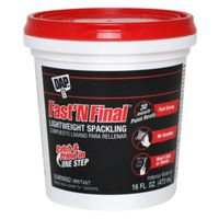 DAP Fast ?N Final Lightweight Ready-to-Use Spackling Compound