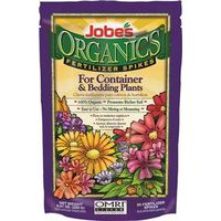 Jobes 6128 Organic Fertilizer Spike