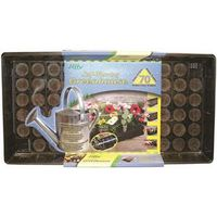 Jiffy T70H Self-Watering Greenhouse Seed Starting Kit