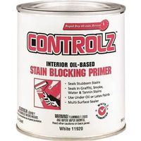 Controlz 11920 Interior Stain Blocking Primer